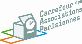 Logo carrefour des associations parisiennes