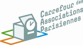 Logo carrefour des associations parisiennes